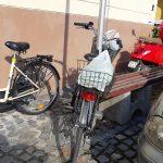 Za čimprejšnjo ureditev parkiranja koles na glavni tržnici
