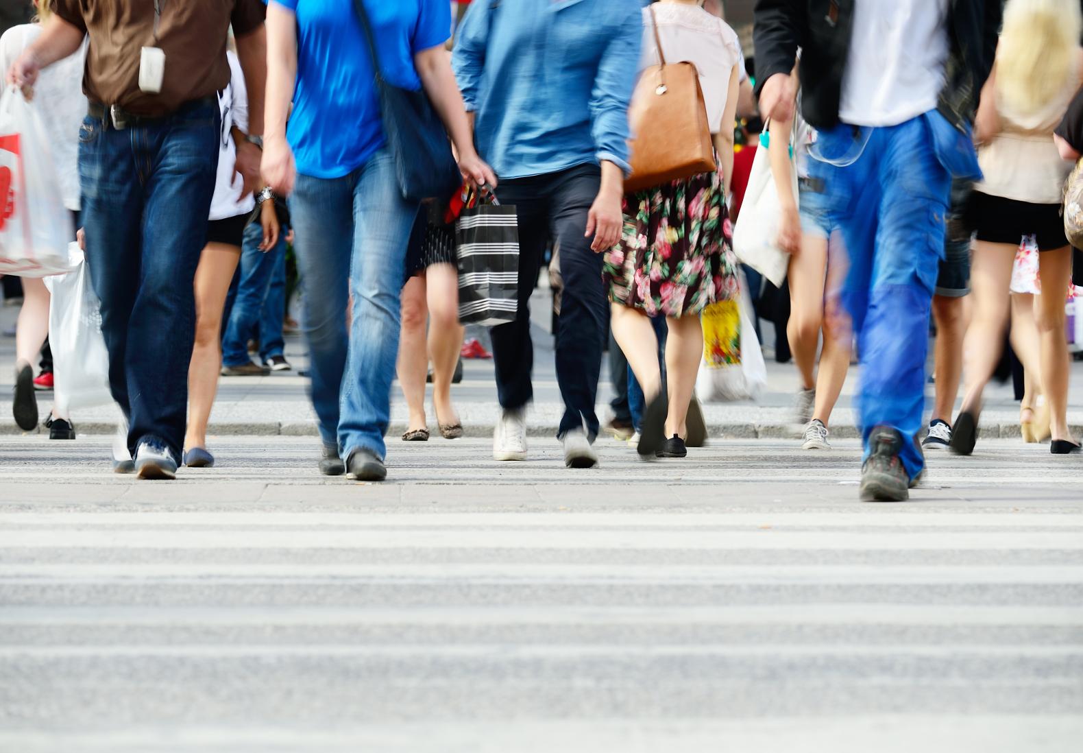 Pobuda za lokalni načrt spodbujanja hoje