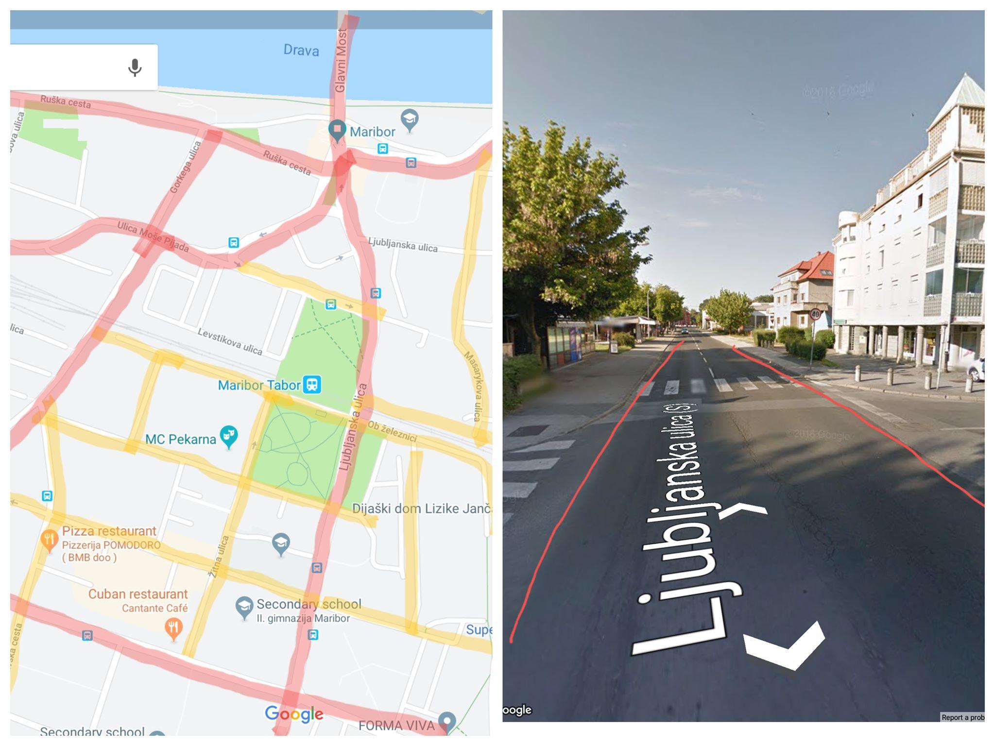 Kaj bo z Ljubljansko ulico po zaključku projekta železniškega podvoza?