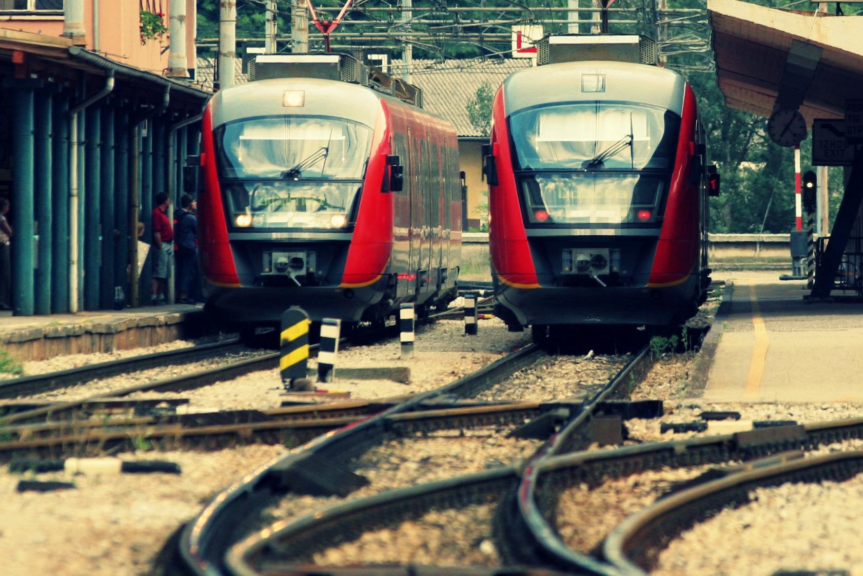 Pobuda za hitro železnico med Mariborom in Ljubljano