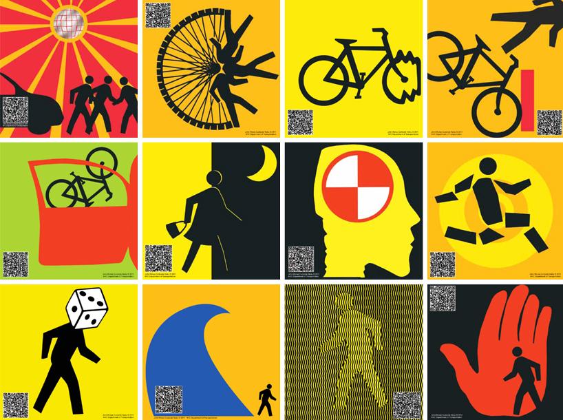 Pobuda za označitev kolesarskih in peš poti