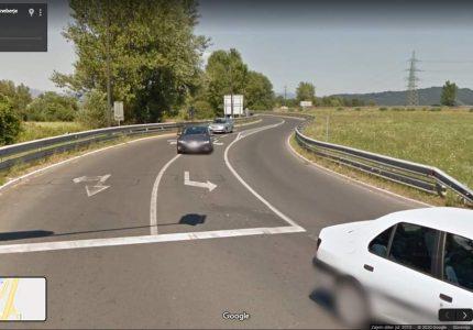 Pobuda za kolesarsko stezo na mostu čez Savo pri Sneberju