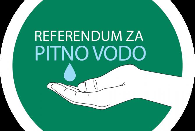 Javni poziv za člane volilnih odborov – referendum za pitno vodo